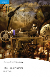 PEARSON ENGLISH READERS 4: THE TIME MACHINE BOOK AND MP3 PACK