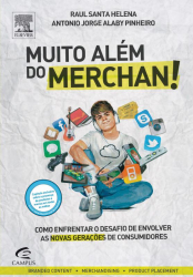 MUITO ALÉM DO MERCHAN