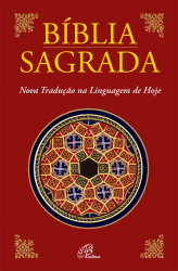 BIBLIA SAGRADA PAULINAS NTLH MEDIA CAPA PLASTICA