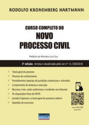 CURSO COMPLETO DO NOVO PROCESSO CIVIL