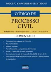 CÓDIGO DE PROCESSO CIVIL - COMENTADO