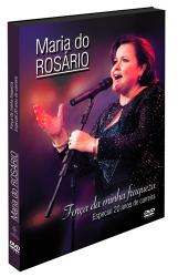 DVD FORCA DA MINHA FRAQUEZA - ESPECIAL 20 ANOS DE CARREIRA
