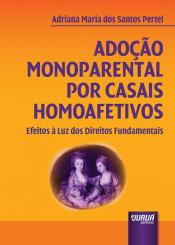 ADOÇÃO MONOPARENTAL POR CASAIS HOMOAFETIVOS - EFEITOS À LUZ DOS DIREITOS FUNDAMENTAIS