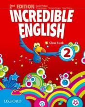 INCREDIBLE ENGLISH 2 CB - 2ND ED