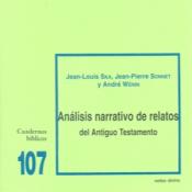 ANALISIS NARRATIVO DE RELATOS DEL ANTIGUO TESTAMENTO