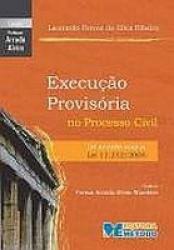 EXECUCAO PROVISORIA NO PROCESSO CIVIL
