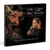 CD VINDE O DEUS EM MEU AUXILIO COM MARCIO MENDES