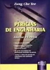PERICIAS DE ENGENHARIA - ANALISE CRITICA