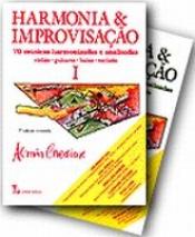 HARMONIA E IMPROVISACAO - VOL. 02