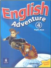 ENGLISH ADVENTURE 4 SB