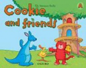 COOKIE AND FRIENDS SB A WITH CD - 1ST ED