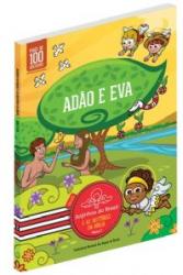 ADÃO E EVA - ANJINHOS DO BRASIL E AS HISTÓRIAS DA BÍBLIA VOLUME 2