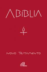 BÍBLIA, A - NOVO TESTAMENTO - CAPA CRISTAL