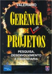 GERÊNCIA EM PROJETOS - PESQUISA, DESENVOLVIMENTO E ENGENHARIA