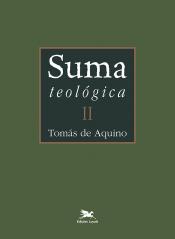 SUMA TEOLÓGICA - VOLUME 2 EDIÇÃO BILÍNGUE