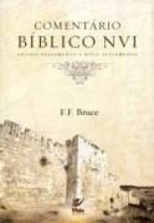 COMENTARIO BIBLICO NVI - ANTIGO E NOVO TESTAMENTO