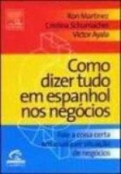 COMO DIZER TUDO EM ESPANHOL NOS NEGOCIOS
