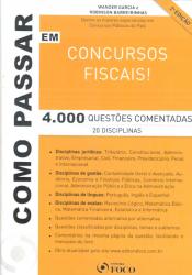 COMO PASSAR EM CONCURSOS FISCAIS