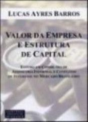 VALOR DA EMPRESA E ESTRUTURA DE CAPITAL SAINT