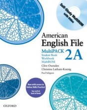 AMERICAN ENGLISH FILE MULTIPACK 2A OXENDEN