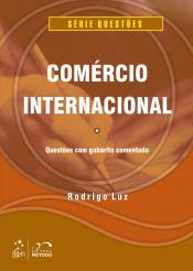 COMERCIO INTERNACIONAL - QUESTOES COM GABARITO...