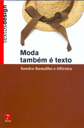 MODA TAMBEM E TEXTO - COL.TEXTOS DESIGN - 1