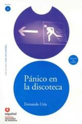 PANICO EN LA DISCOTECA + CD