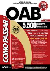 COMO PASSAR NA OAB - 1ª FASE