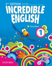 INCREDIBLE ENGLISH 1 CB - 2ND ED