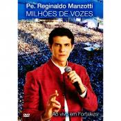 DVD MILHOES DE VOZES - AO VIVO EM FORTALEZA