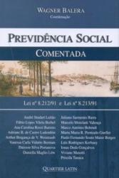 PREVIDENCIA SOCIAL COMENTADA