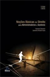 NOCOES BASICAS DE DIREITO PARA ADMINISTRADORES E GESTORES
