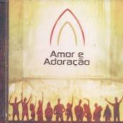 CD AMOR E ADORACAO