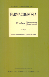 FARMACOGNOSIA - VOL. 03