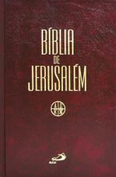 BIBLIA DE JERUSALEM - GRANDE ENCADERNADA