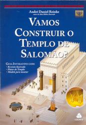 VAMOS CONSTRUIR O TEMPLO DE SALOMÃO
