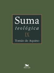 SUMA TEOLÓGICA - VOLUME 9 EDIÇÃO BILÍNGUE