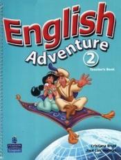 ENGLISH ADVENTURE 2 - TEACHER BOOK/ ACTIVITY BOOK WITH CD AUDIO - VERSAO IN - 1ª