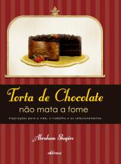 TORTA DE CHOCOLATE - NÃO MATA A FOME