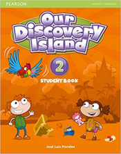 OUR DISCOVERY ISLAND 2 SB PACK