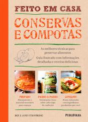 CONSERVAS E COMPOTAS - FEITO EM CASA