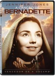 DVD A CANÇÃO DE BERNADETTE