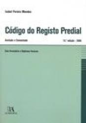 CODIGO DO REGISTRO PREDIAL - ANOTADO E COMENTADO ...