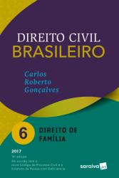 DIREITO CIVIL BRASILEIRO - VOLUME 06 - DIREITO DE FAMÍLIA