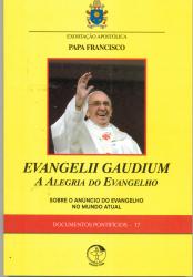 EVANGELII GAUDIUM - A ALEGRIA DO EVANGELHO DP 17