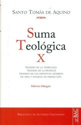SUMA TEOLOGICA X