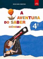 AVENTURA DO SABER, A - CIENCIAS VOL 4 - 4 º ANO