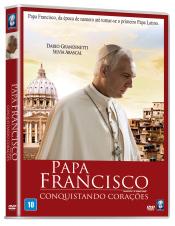 DVD PAPA FRANCISCO - CONQUISTANDO CORAÇÕES
