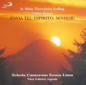 CD ENVIA TEU ESPÍRITO SENHOR