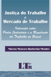 JUSTICA DO TRABALHO E MERCADO DE TRABALHO - 1
